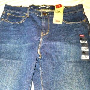 Women's size 16 new jeans
